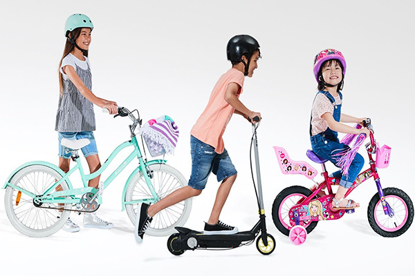 Bikes, Scooters & Riding Toys